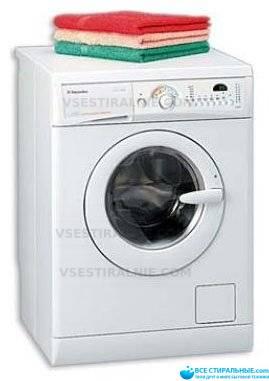 Electrolux EW 1077 купить в Москве стиральную машину по низкой цене с доставкой по акции