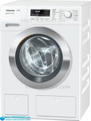 Miele WKR 570 WPS ChromeEdition купить в Москве стиральную машину по низкой цене с доставкой по акции